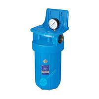 Фильтр Aquafilter Big Blue 10 с обезжелезивающим картриджем в комплекте