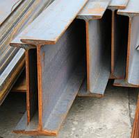Балка двутавровая строительная бывает разных типов и размеров