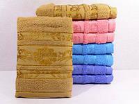 Качественные полотенца для лица опт (50 х 100)