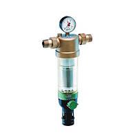 Honeywell F76S-11/2AA для холодной воды Механический фильтр