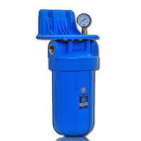 Фильтр Aquafilter Big Blue 10 с умягчающим катриджем в комплекте