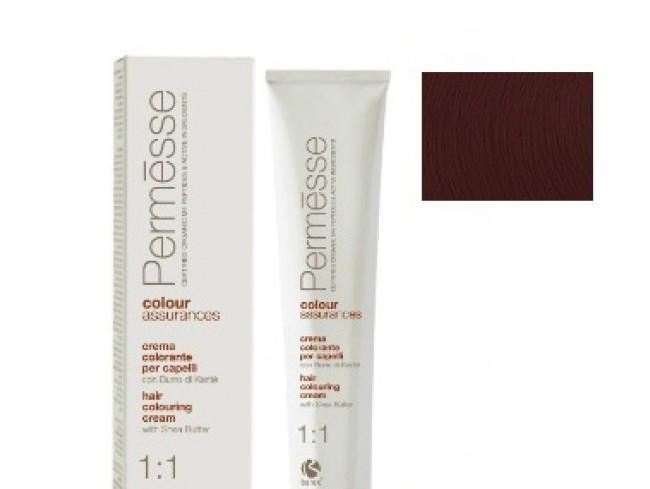 Краска для волос Barex Permesse 5.5 Светлый каштан махагоновый 100 мл