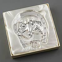 """Настенная фигурка """"Подкова"""" (13 см) вешалка для ключа"""