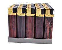 Зажигалки (Турбо пламя) Дерево BL506-28