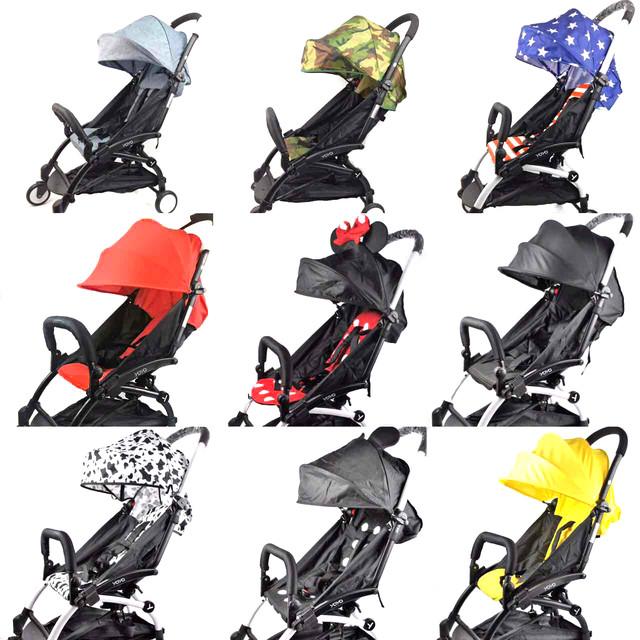 Детские фирменные коляски Yoya