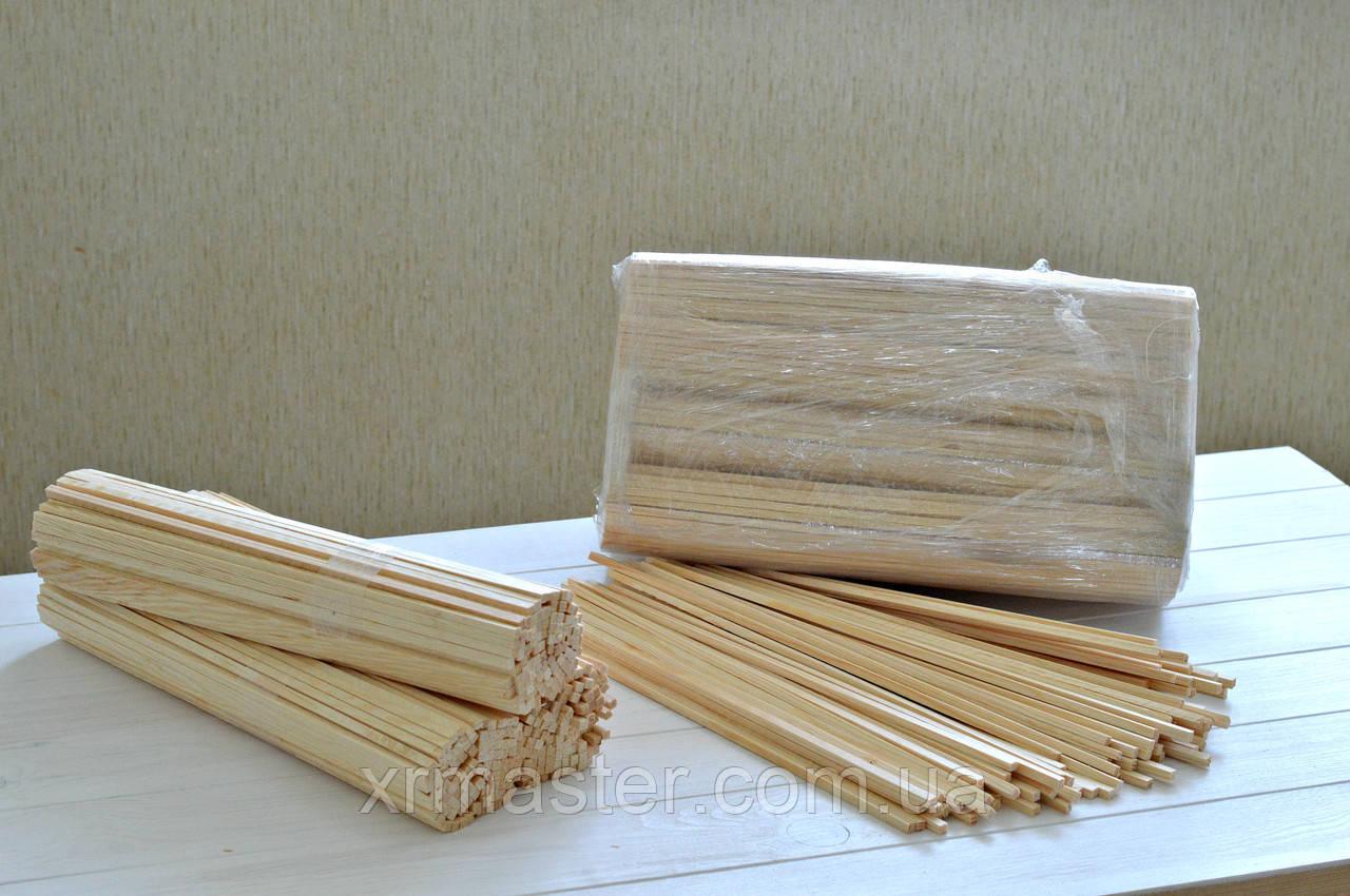 Палочки для сладкой ваты МЕГА размер 6мм*6мм*60см