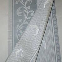 Купить ткань для штор ирель полоса серый