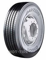 Рулевые шины Dayton D500S (рулевая) 315/80 R22,5 156/154M