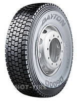 Шины на тягач Dayton D600D (ведущая) 315/80 R22,5 156/154M