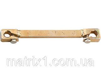 Ключ прокачной 10x13 мм СибрТех