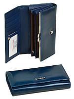 Женский кошелек Alessandro Paoli. Клатч, портмоне из натуральной кожи