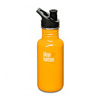 Бутылка Klean Kanteen Classic Sport 18oz/532ml Golden Poppy