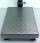 Електронні підлогові ваги торговельні до 100 кг (електронні торгові ваги підлогові), фото 2