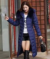 Зимнее женское пальто. С капюшоном. Модель 62103, фото 5