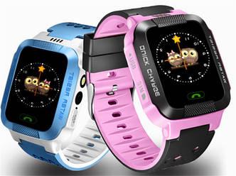 Детские часы с GPS G51