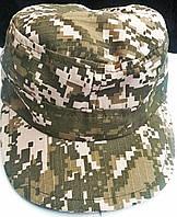 Кепи военная Комбат (Пиксель) на завязках