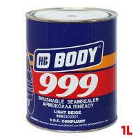Герметик для швов BODY 999 1кг.
