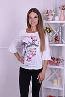 Молодежная женская кофточка Турция