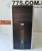 Игровой компьютер HP 6000, Intel Core2Duo E8400 3.0GHz, RAM 4ГБ, HDD 160ГБ,новая Видеокарта GF GT 730 2GB DDR5, фото 1