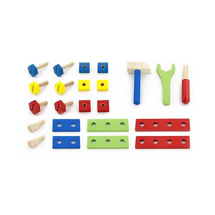 """Набор Viga Toys """"Ящик с инструментами"""" (50494VG), фото 2"""