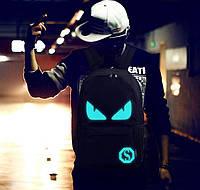 Рюкзак, светится в темноте + 2 ПОДАРКА