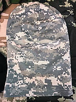 Балаклава военная темный Пиксель (маска, подшлемник)