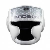 Шлем для бокса BAD BOY PRO LEGACY 2.0 WHITE