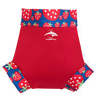 Трусики для плавания Konfidence NeoNappy, Red/Strawberry (NN142-12), фото 1