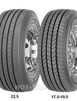 Грузовые шины Goodyear Regional RHS II+ (рулевая) 245/70 R17,5 136/134M
