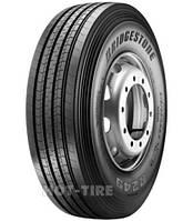 Шина Bridgestone R249 (рулевая) 295/80 R22,5 152/148M