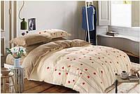 Семейный комплект постельного белья сатин-фотопринт Доменика