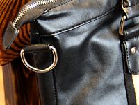 Мужская кожаная сумка. Модель 61273, фото 9