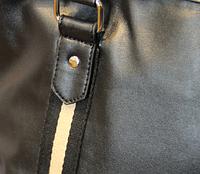 Мужская кожаная сумка. Модель 61273, фото 10
