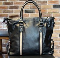 Мужская кожаная сумка. Модель 61273, фото 2