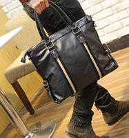 Мужская кожаная сумка. Модель 61273, фото 3