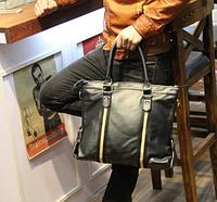 Мужская кожаная сумка. Модель 61273, фото 5
