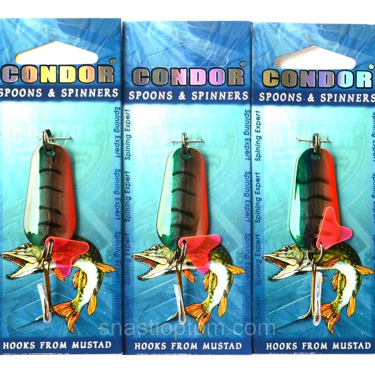 Блесна кол, Condor (Кондор), цвет 25, 11гр