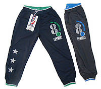 Спортивные штаны для мальчика р.98-128