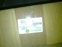 Шкив AZ49546 вехнего вала SHEAVE ASSY John Deere запчастини для комбайнів JD, фото 1