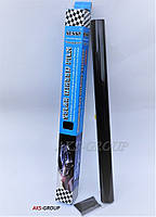 Тонировочная пленка Janey Sunny 0,75 х 3 м Super Dark Black