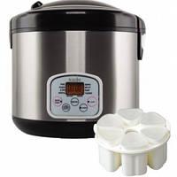 Мультиварка MAGIO МG-423, 5 л. 10 программ, шеф-повар, керамическая чаша, стаканчики для йогуртов