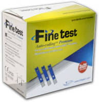 Тест-полоски Finetest premium, 50 шт
