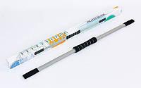 Гибкий стержень для пилатеса Pilates Blade 580: пластик + неопрен, длина 122см