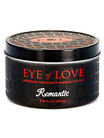 Возбуждающая свеча с феромонами Eye of Love Romantic Massage Candle, фото 1