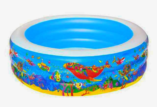 Надувной бассейн  Bestway 195х53 см  (51122)