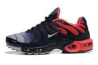 "Кроссовки Nike Air Max TN Plus ""Black/Red/White/Blue"""