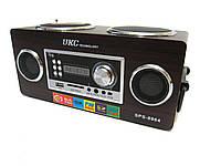 Портативная MP3 колонка USB SD плеер FM SPS-8964