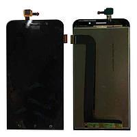 Дисплей для Asus ZenFone Max (ZC550KL) + touchscreen, черный
