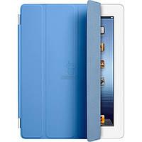 Обложка из полиуретана Apple Smart Cover Polyurethane для iPad 4 и iPad 3 - голубая (MD310)