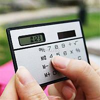 Мини калькулятор-кредитка